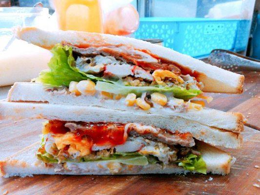 Sandwich Đặc Biệt B